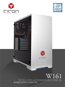 Best Titan Computers configuration to run Rhino 3D - System