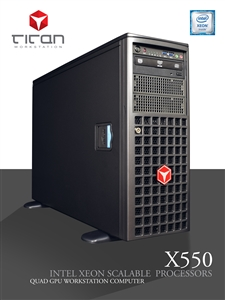 Titan Multi CUDA GPU Workstation | Configure and Buy the Best GPU