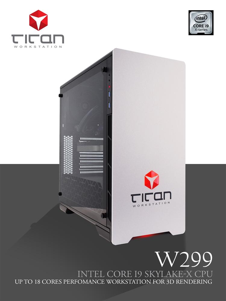 titan w299