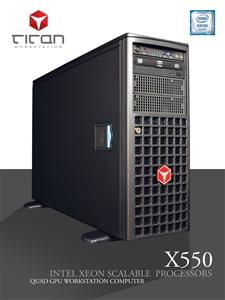 titan workstation computer 64 cores amd opteron or 48 cores intel