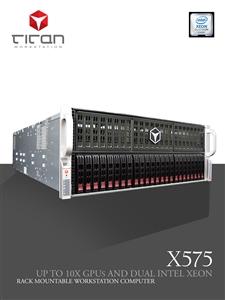Titan Workstation Computer | 64 Cores AMD Opteron or 48