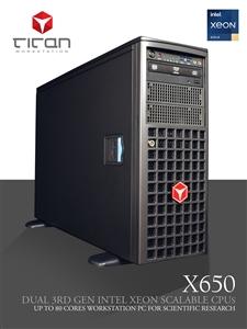 Workstation Computer | AMD 64 Cores Computer | Intel 96
